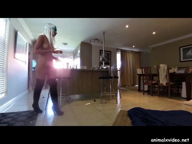 horny step daughter dog sex 7